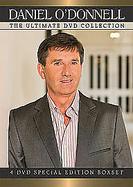 Daniel O'Donnell The Ultimate Collection 4 X Disc Dvd Brand New & Sealed • 37£