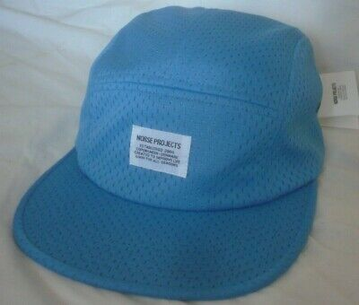 BNWT NORSE PROJECTS PROSTYLE MESH 5-PANEL CAP  One Size  Made In USA Summer Hat • 19.99£