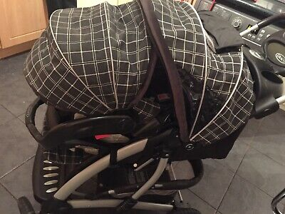 Graco 3 IN 1 Travel System - PRAM, PUSHCHAIR & CARSEAT • 35£