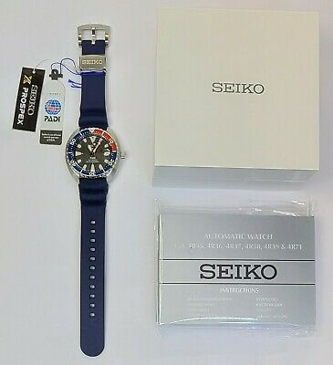 $ CDN401.17 • Buy Seiko Prospex Sea Turtle Mini PADI Automatic Diver's Watch SRPC41K1