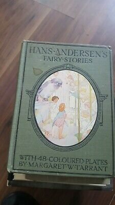 Hans-Andersen's Fairy Stories With 48 Coloured Plates By Margaret Tarrant Ebay U • 19.99£