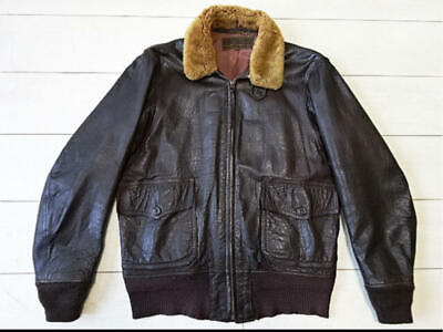 $1500 • Buy Genuine U.S. Army Real 1943 Years M-422A Flight Jacket Men's Size 38 Rare Used