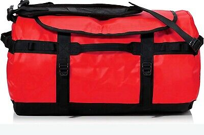 The North Face Base Camp Duffel Size Large (TNF Red/TNF Black) New With Tags  • 80£