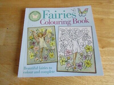 Fairies Colouring Book - Margaret Tarrant Illustrations • 6.95£