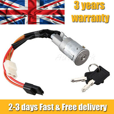 New For Vauxhall Vivaro 2001-14 Ignition Lock Barrel Contact Switch Wire Harness • 16.79£