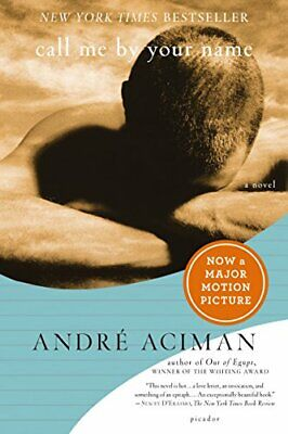 AU21.65 • Buy Call Me By Your Name.by Aciman  New 9780312426781 Fast Free Shipping*=