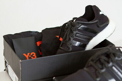 AU60 • Buy OG Y-3 Yohji Yamamoto Boost Black And White Neoprene Upper EU 39