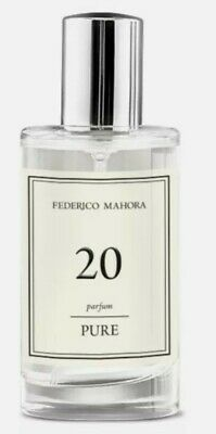 FM 20 Pure Perfume Inspired By Victor & Rolf Flowerbomb 50ML • 14.60£
