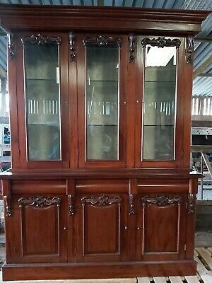 Reproduction Mahogany Dresser Cabinet  • 99£