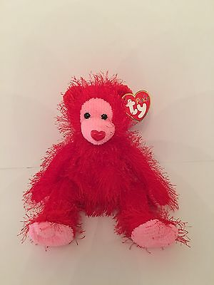 Ty Punkies - Flame The Monkey • 6£