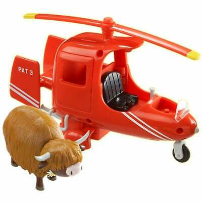 Postman Pat Special Delivery Service Vehicles Pat's SDS Helicopter Daisy The Cow • 19.99£