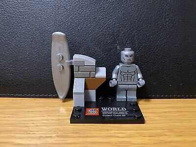Silver Surfer Marvel Unofficial Lego Figure Stocking Filler Christmas • 3.99£