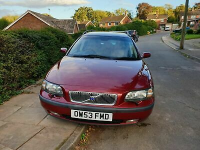 Volvo V70 2003 Low Milage, Perfect Condition Automatic, 2 Owners  • 1,500£