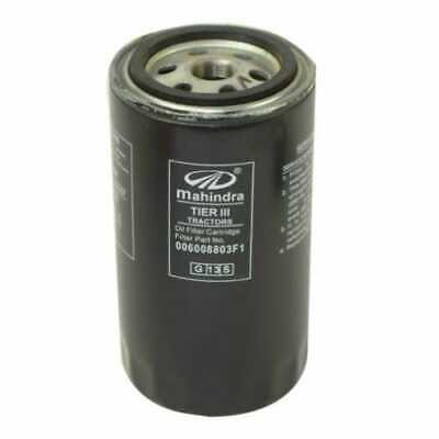 $29.19 • Buy Filter - Oil Spin On Compatible With Mahindra 7520 6530 5525 6030 5530 6525