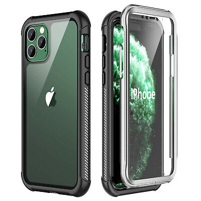AU23.99 • Buy Full Body Protection Shockproof Dirtproof Case IPhone 12 11 Pro XS Max XS XR 8 7