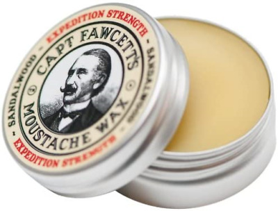 Captain Fawcett 15ml Expedition Strength Moustache Wax • 13.40£