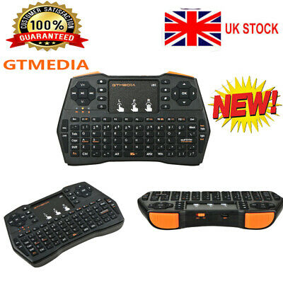 Wireless Mini Keyboard I8x Air Mouse Keypad Remote Control For Windows,Linux,PC • 5.99£