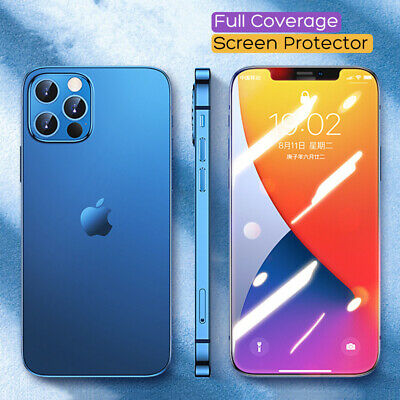 AU2.95 • Buy Full Cover Front Back Hydrogel Film Screen Protector For IPhone 11 12 Pro XR SE