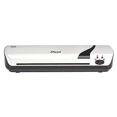 Rexel Style A4 Home And Office Laminator, White, 2104511 • 26.09£