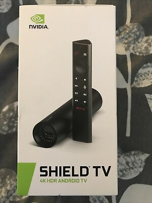 $ CDN189.99 • Buy NVIDIA Shield TV 4K HDR Android TV Black With Remote Factory Sealed!!