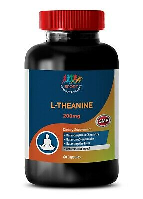 AU23.35 • Buy 5-HTP Powder - L-THEANINE EXTRACT 200MG - Provides Focus & Energy For Work - 1B