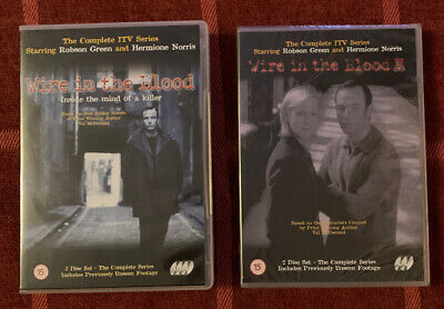 Wire In The Blood Series 1 - 2 • 2£