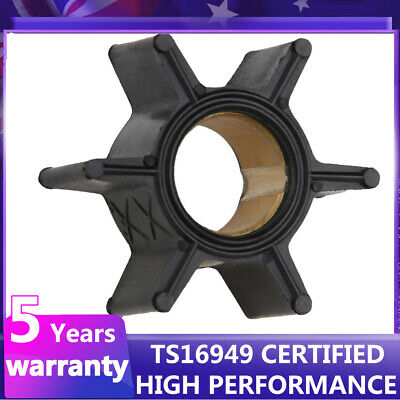 AU19.99 • Buy 47-89981 Outboard Motor Water Pump Impeller Rubber For Mercury 4-4.5-7.5-9.8HP