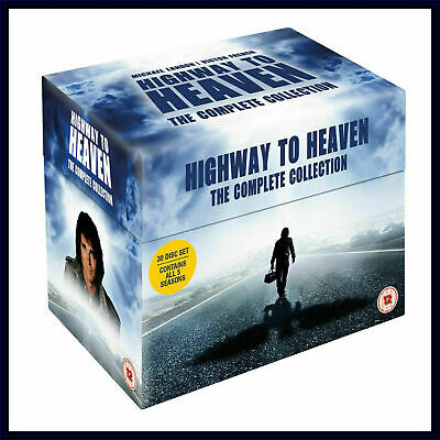 £69.35 • Buy Highway To Heaven Complete Collection Series 1-5 Dvd Boxset 30 Disc New & Sealed