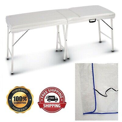 £15.50 • Buy Aveanit Beauty Plastic Couch Cover Massage Tables Beds PVC Plastic Crystal Vinyl