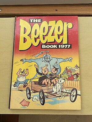 The Beezer Book 1977 - Unclipped - Excellent Condition • 3.99£