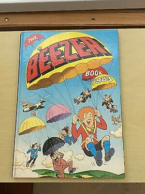The Beezer Book 1983 - Unclipped - Excellent Condition • 3.99£