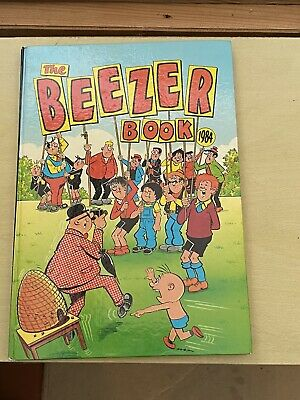 The Beezer Book 1984 - Unclipped - Excellent Condition • 3.99£