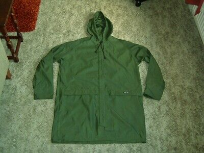 80's PETER STORM Long Cagoule Size M (good Used Condition) • 17.50£
