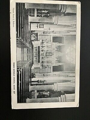 Vintage Roman Catholic Church, Herne Bay 1905? Postcard • 1.30£