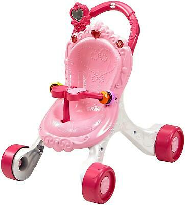 £34.99 • Buy Fisher-Price Princess Mommy Stroll-Along Musical Walker CGN65