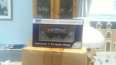 DAPOL Huxford & Co 7 Plank Wagon 153 With Coal Load  • 8£