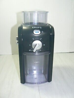 Krups Model GVX1 Burr Coffee Grinder Tested And Working Excellent Condition • 26.59£