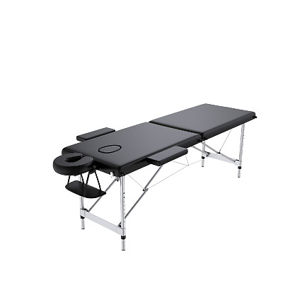 ESSGOO Portable Folding Massage Table - Beauty Salon Tattoo Therapy Couch Bed • 67.99£