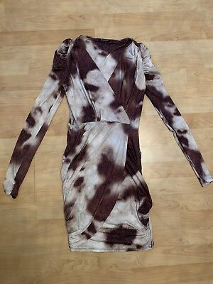 AU10 • Buy Y London Long Sleeve Dress XS