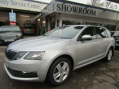 2017 Skoda Octavia 1.0 TSI SE (s/s) 5dr Estate Petrol Manual • 10,985£