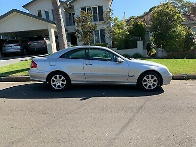 AU7900 • Buy Immaculate Mercedes CLK240, 2005, 2 Owners From New - Fabulous Condition