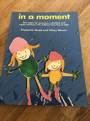 £1.50 • Buy Belair Books: In A Moment