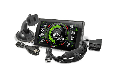 $540.95 • Buy Edge Gas Evolution CTS3 Tuner Monitor For 1994-2020 Ford Car Truck SUV 85450-150