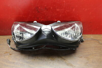 $249.99 • Buy 2005-2006 Kawasaki Ninja Zx6r Zx636 Front Headlight Head Light Lamp 23004-0043