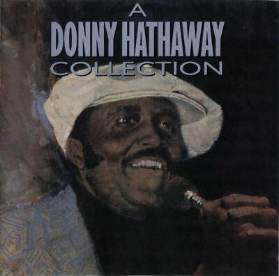 DONNY HATHAWAY A Donny Hathaway Collection (CD, Compilation) Best Of, Soul-jazz • 6.99£
