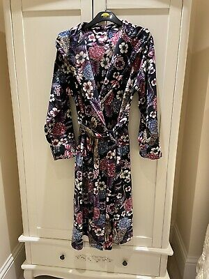 Woman Marks And Spencer Dressing Gown Size 8-10 • 9.50£