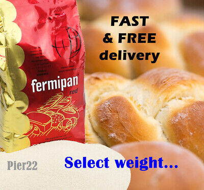 Fermipan Red Instant Dried Yeast   Bakers   Breadmaking   *SPECIAL OFFER PRICE*  • 4.75£
