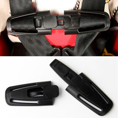 UK Anti Escape Highchair Car Baby Safety Seat Strap Clip Harness Lock Buckle Pad • 2.98£