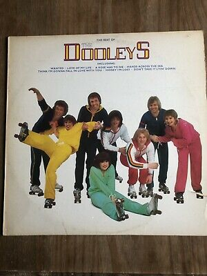 """The Best Of The Dooleys 12"""" Record • 1.49£"""