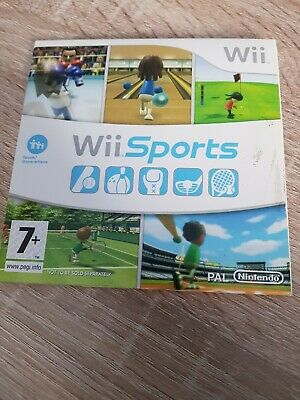 Wii Sports Nintendo Wii Video Game • 9.99£